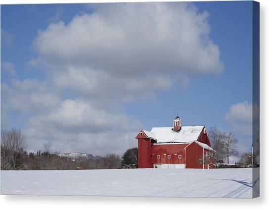 Big Sky Farm Canvas Print