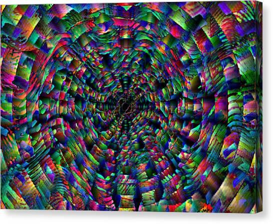 Bilderberg Canvas Print by Meiers Daniel