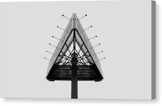 Billboard Canvas Print by Vis  Felavis