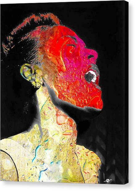 Pioneers Canvas Print - Billie by Tony Rubino