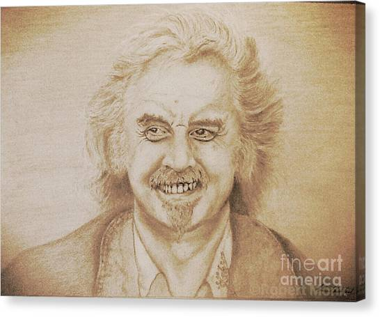Billy Connolly Canvas Print
