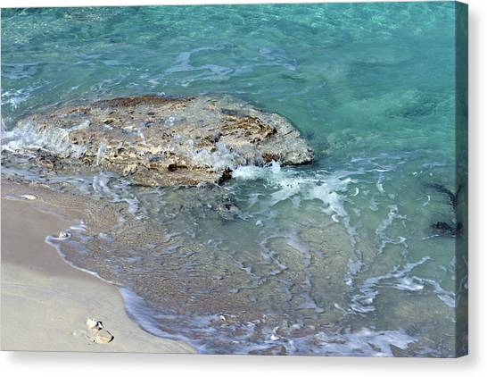 Bimini After Wave Canvas Print