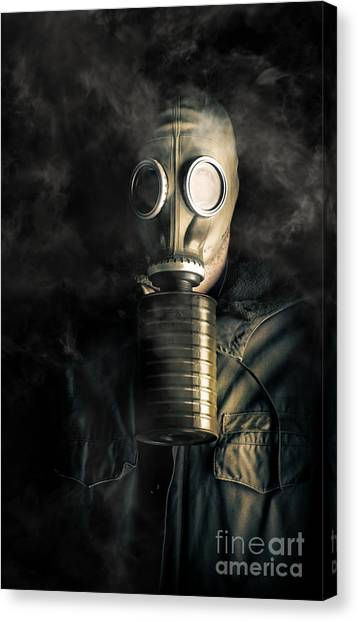 Biohazard Canvas Print - Biohazard Death And Destruction by Jorgo Photography - Wall Art Gallery
