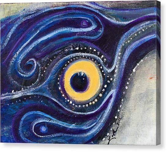 Birds Eye Canvas Print