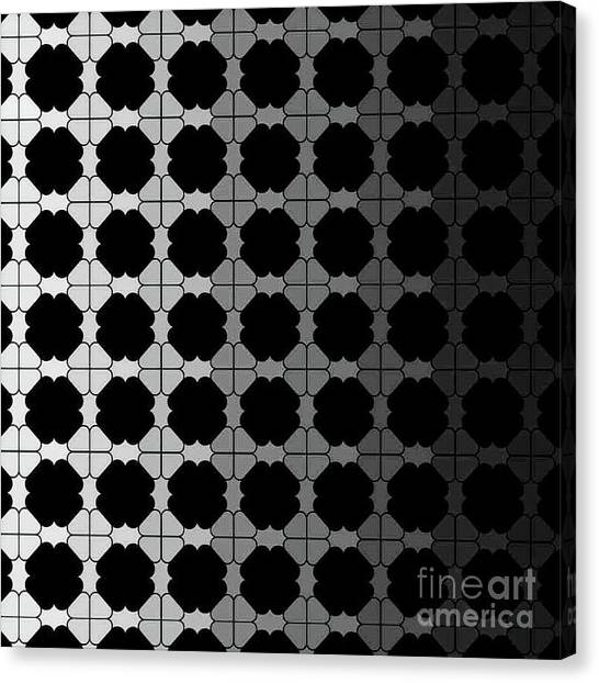 Canvas Print - Black Night by Lisa Marie Towne