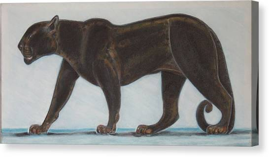 640163c7 Black Panther Canvas Prints (Page #5 of 14)   Fine Art America