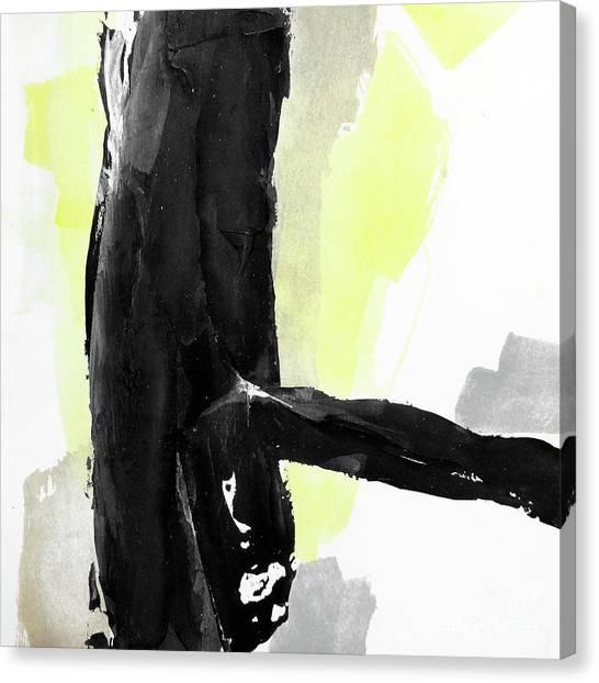 Canvas Print - Black Tints 1 by Chris Paschke