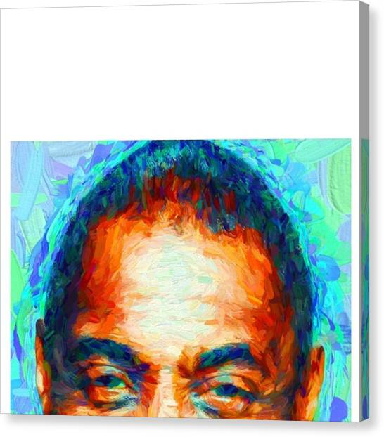 Painters Canvas Print - #blackhistory #blackhistorymonth by David Haskett II