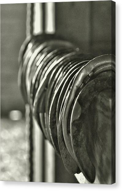 Blacksmith Collection Canvas Print by JAMART Photography