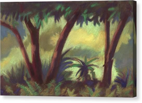 Blake Gardens Canvas Print
