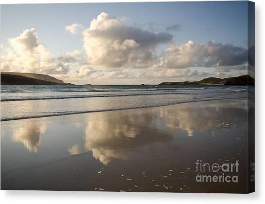 Scotland Canvas Print - Balnakeil Beach by Smart Aviation