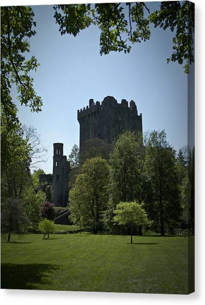 Cork Canvas Print - Blarney Castle Ireland by Teresa Mucha