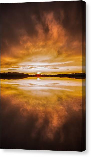 blessed Sight Canvas Print