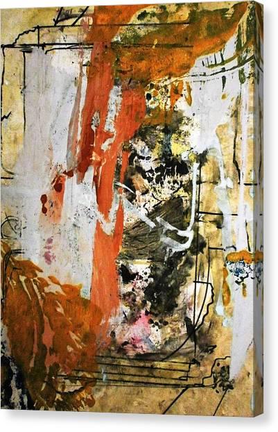Blight Canvas Print by Hugo Razlerfight