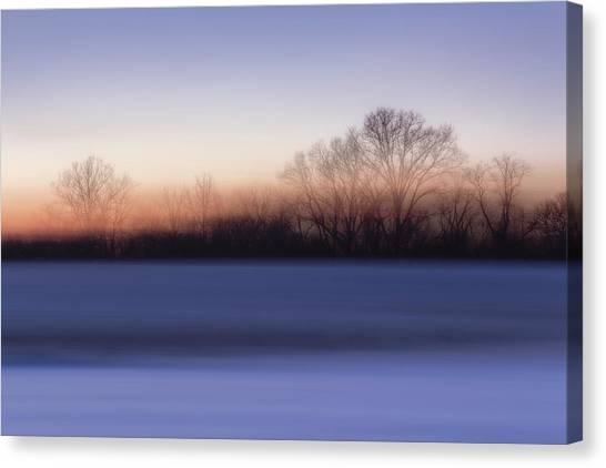 Blink Color Canvas Print