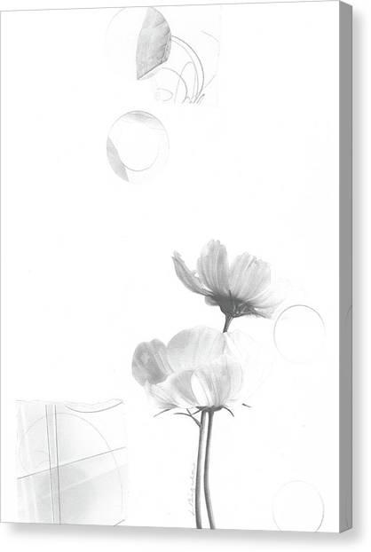 Bloom No. 1 Canvas Print