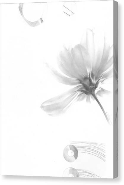 Bloom No. 5 Canvas Print