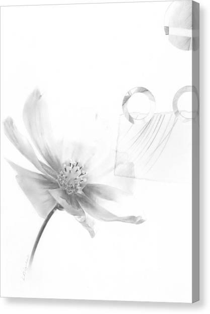 Bloom No. 6 Canvas Print