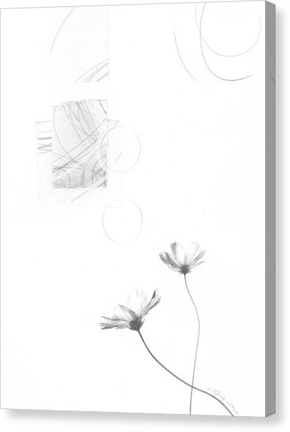 Bloom No. 9 Canvas Print