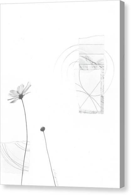 Bloom No. 10 Canvas Print