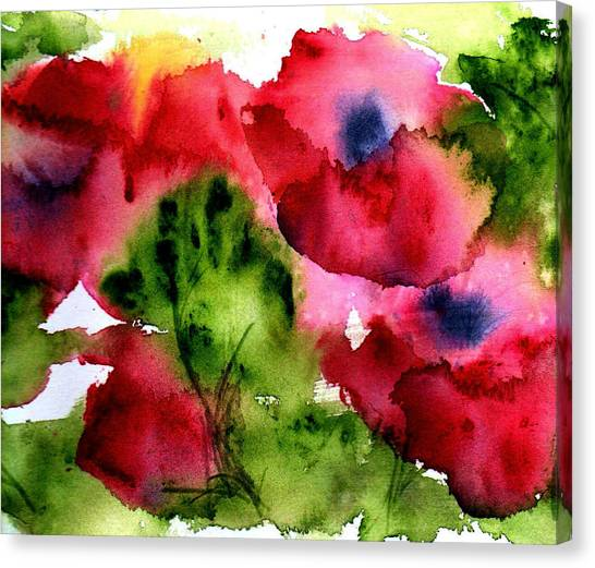 Blooming Canvas Print