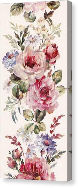 Blossom Series No. 1 Canvas Print