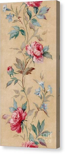 Blossom Series No.4 Canvas Print