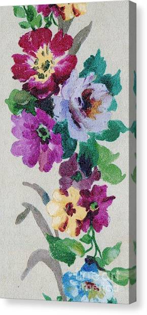 Blossom Series No.6 Canvas Print