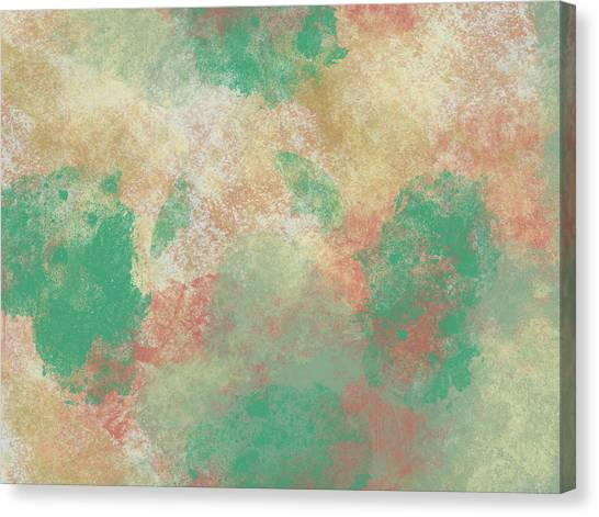 Peaches Canvas Print - Blossom by The King Gallery