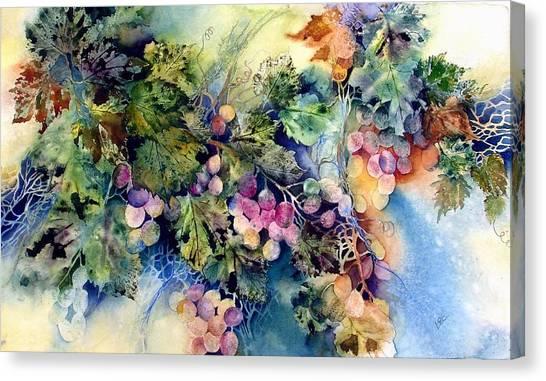 Blue Harvest Canvas Print