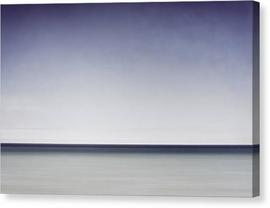 Bases Canvas Print - Blue Horizon by Scott Norris