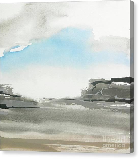 Canvas Print - Blue Skies II by Chris Paschke