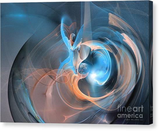 Blueberry Soul Canvas Print