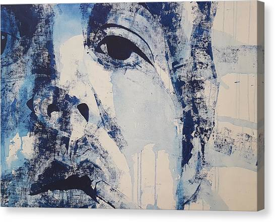 Paul Mccartney Canvas Print - Bluebird - Paul Mccartney by Paul Lovering