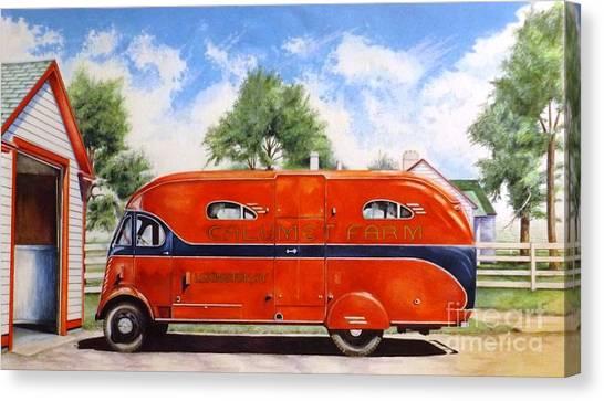 Bluegrass Memories Canvas Print