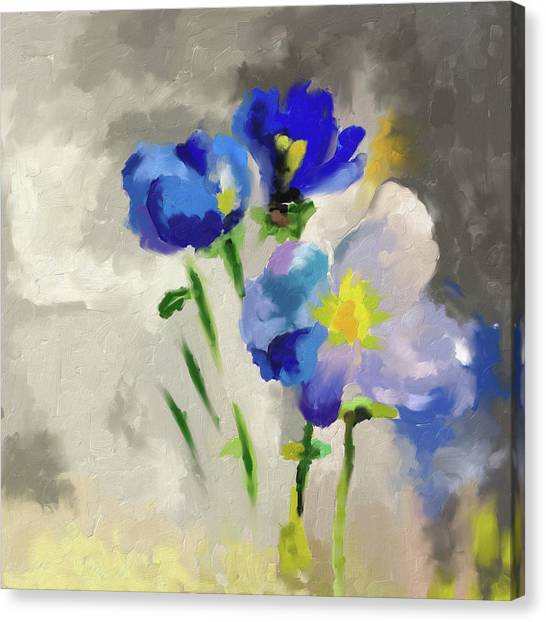 Flower Symbolism Canvas Prints Fine Art America