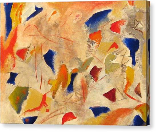 Blues Canvas Print by Vladimir Kezerashvili