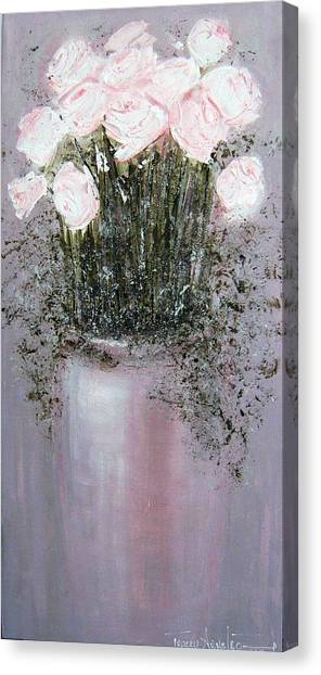 Blush - Original Artwork Canvas Print