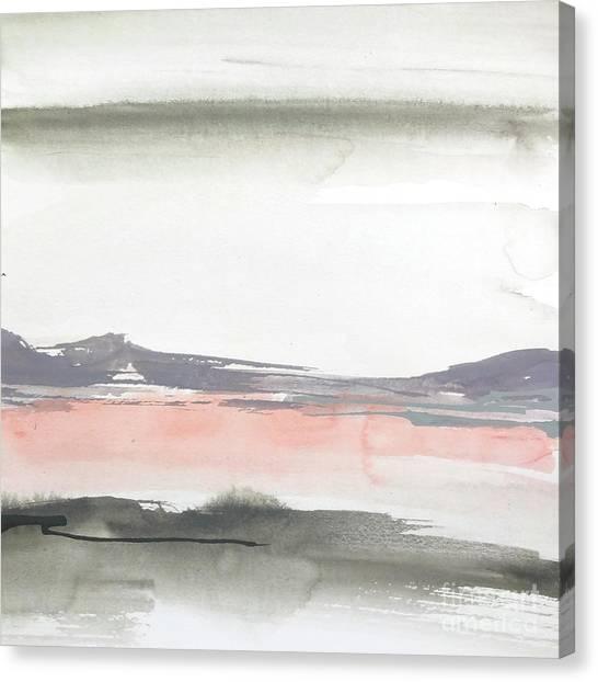 Canvas Print - Blush Valley II by Chris Paschke