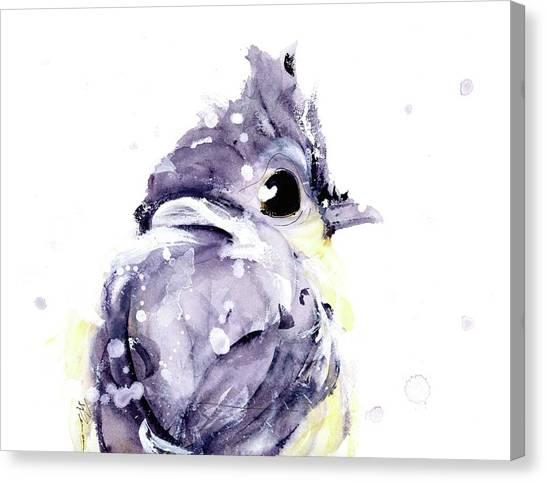 Blustery Canvas Print