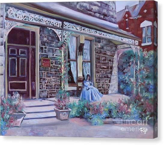 Blythewood Grange Ballarat Canvas Print