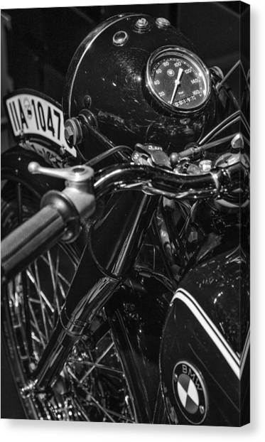 Bmw R5 Canvas Print