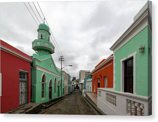 Canvas Print - Bo-kaap 2 by Steven Richman