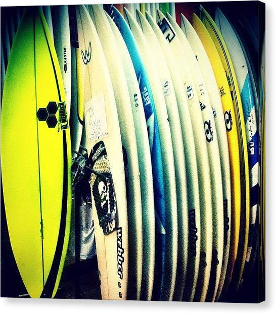 Limes Canvas Print - Boards On Boards #puravida by The Fun Enthusiast