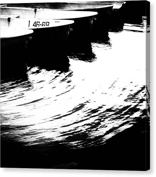 Boat #1 4669 Canvas Print