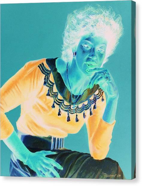 Bobbi Canvas Print
