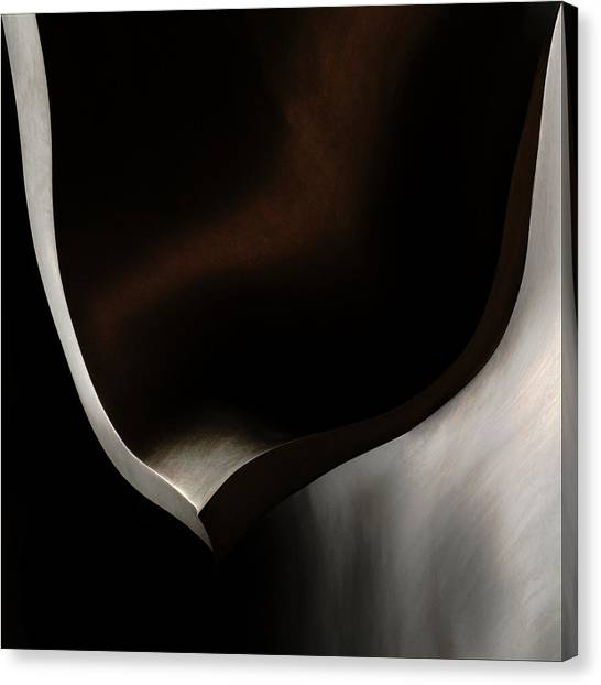 Metal Canvas Print - Boca by Gilbert Claes