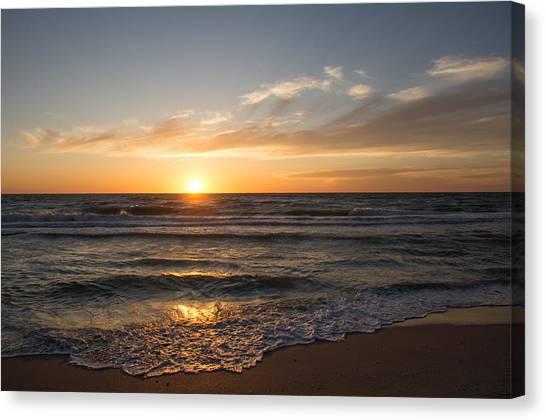 Boca Grande Sunset Canvas Print