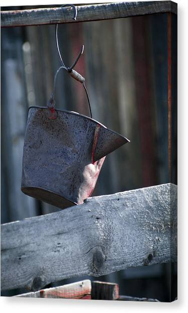 Canvas Print featuring the photograph Bodie 42 by Catherine Sobredo