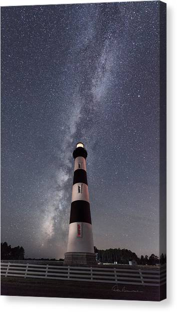 Bodie Milky Way 1326 Canvas Print